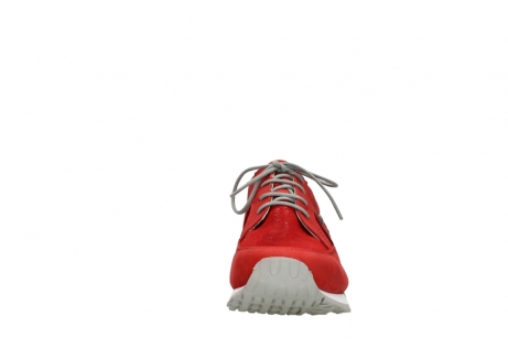 wolky walking shoes 05804 e walk 11500 red stretch nubuck_19