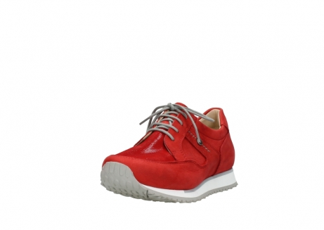 wolky walking shoes 05804 e walk 11500 red stretch nubuck_21