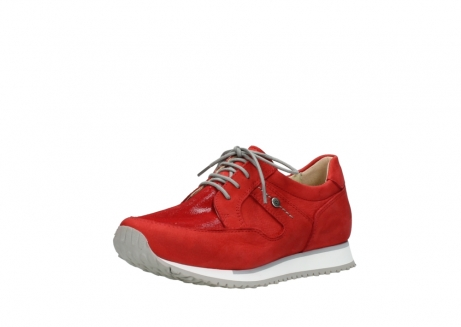 wolky walking shoes 05804 e walk 11500 red stretch nubuck_22