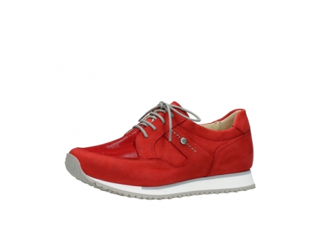 wolky walking shoes 05804 e walk 11500 red stretch nubuck_23