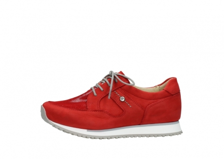 wolky walking shoes 05804 e walk 11500 red stretch nubuck_24