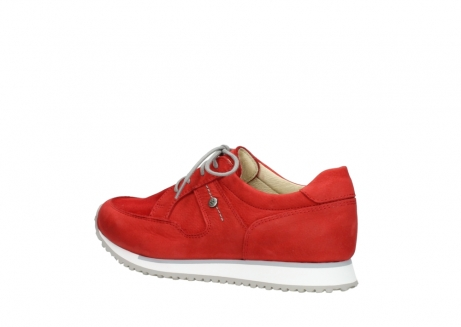 wolky walking shoes 05804 e walk 11500 red stretch nubuck_3