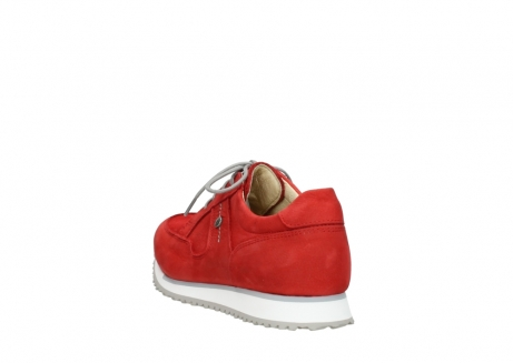 wolky walking shoes 05804 e walk 11500 red stretch nubuck_5