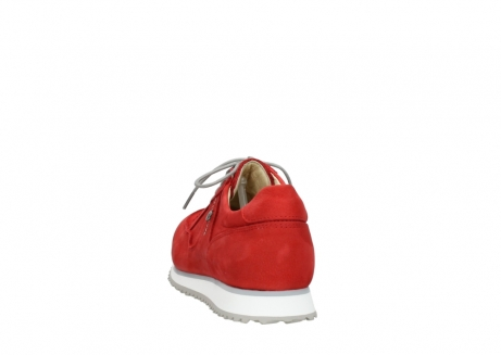 wolky walking shoes 05804 e walk 11500 red stretch nubuck_6