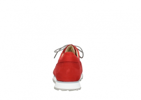 wolky walking shoes 05804 e walk 11500 red stretch nubuck_7