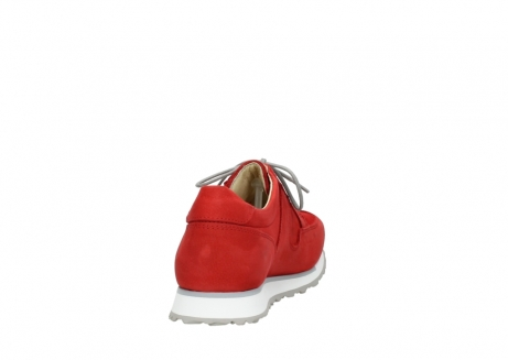 wolky walking shoes 05804 e walk 11500 red stretch nubuck_8