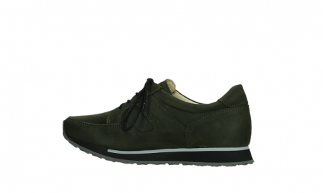 wolky walking shoes 05804 e walk 11730 forestgreen stretch leather_14