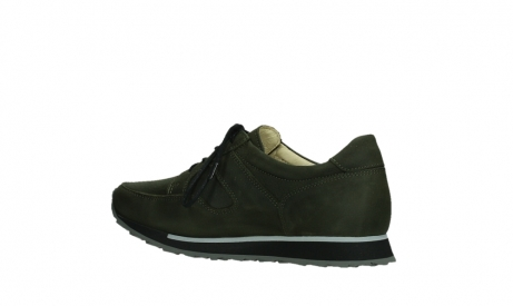 wolky walking shoes 05804 e walk 11730 forestgreen stretch leather_15