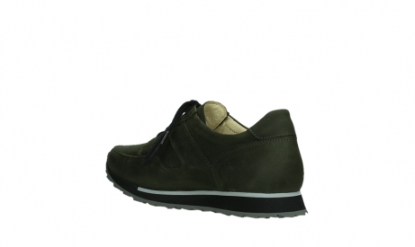wolky walking shoes 05804 e walk 11730 forestgreen stretch leather_16