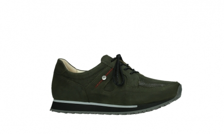wolky walking shoes 05804 e walk 11730 forestgreen stretch leather_2