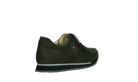 wolky walking shoes 05804 e walk 11730 forestgreen stretch leather_22