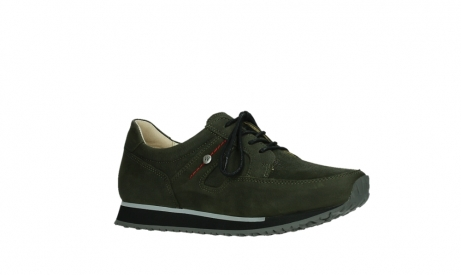 wolky walking shoes 05804 e walk 11730 forestgreen stretch leather_3