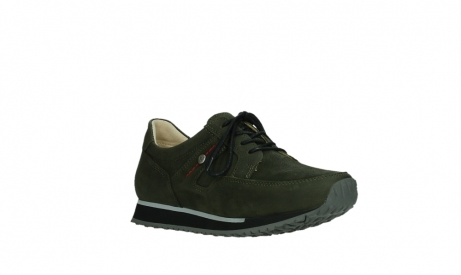 wolky walking shoes 05804 e walk 11730 forestgreen stretch leather_4