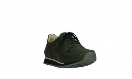wolky walking shoes 05804 e walk 11730 forestgreen stretch leather_5