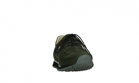 wolky walking shoes 05804 e walk 11730 forestgreen stretch leather_6