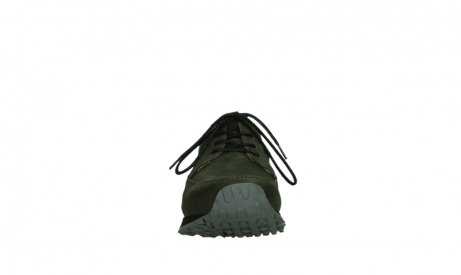 wolky walking shoes 05804 e walk 11730 forestgreen stretch leather_7