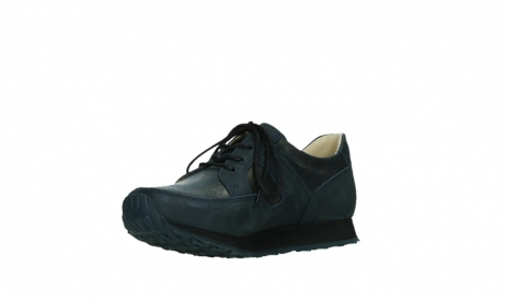 wolky walking shoes 05804 e walk 11814 blue gold stretchleather_10