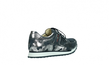 wolky walking shoes 05804 e walk 14870 blue summer camouflage_22