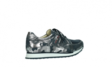 wolky walking shoes 05804 e walk 14870 blue summer camouflage_23
