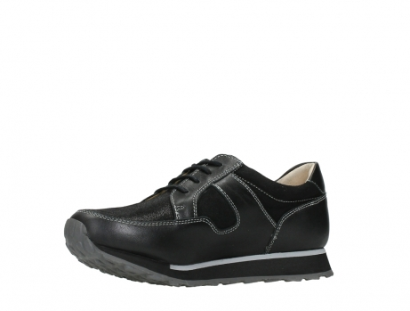 wolky walking shoes 05804 e walk 20009 black stretch leather_11