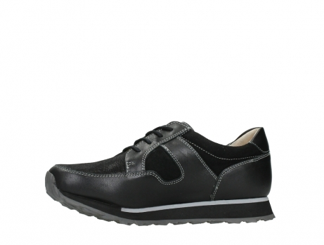 wolky walking shoes 05804 e walk 20009 black stretch leather_12
