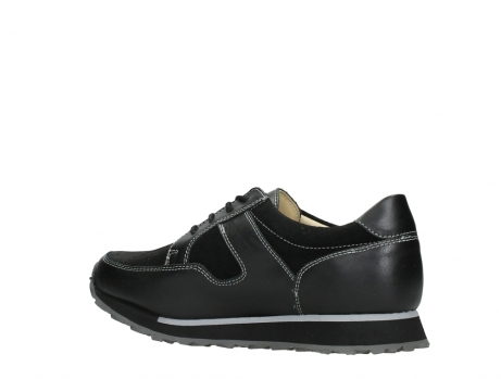 wolky walking shoes 05804 e walk 20009 black stretch leather_15