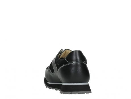 wolky walking shoes 05804 e walk 20009 black stretch leather_18