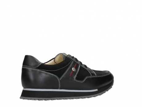 wolky walking shoes 05804 e walk 20009 black stretch leather_23