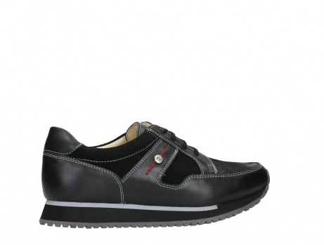 wolky walking shoes 05804 e walk 20009 black stretch leather_24