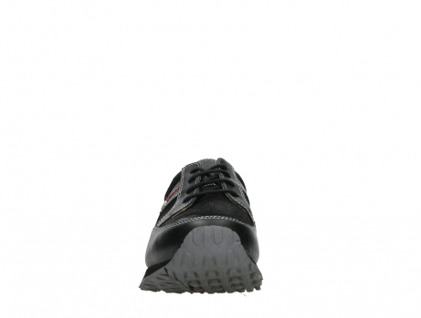 wolky walking shoes 05804 e walk 20009 black stretch leather_7
