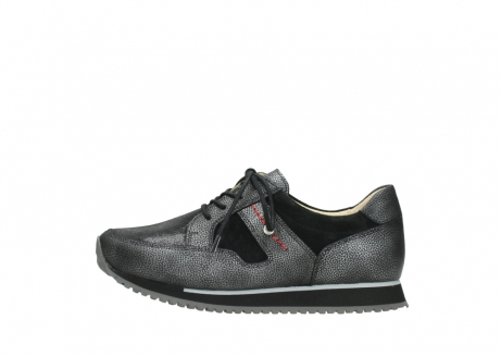 wolky walking shoes 05804 e walk 84280 metall stretch suede_1