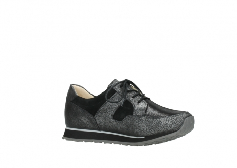 wolky walking shoes 05804 e walk 84280 metall stretch suede_15