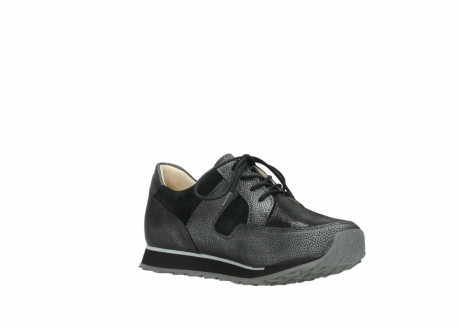 wolky walking shoes 05804 e walk 84280 metall stretch suede_16