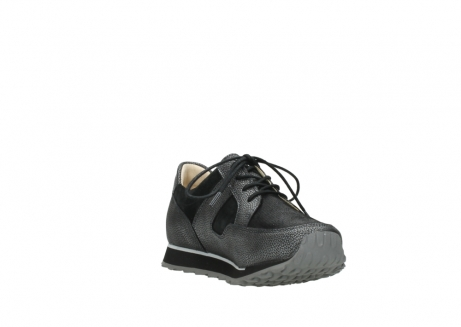 wolky walking shoes 05804 e walk 84280 metall stretch suede_17
