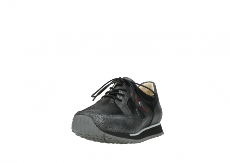 wolky walking shoes 05804 e walk 84280 metall stretch suede_21