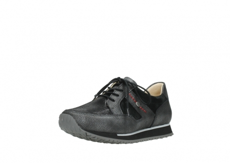 wolky walking shoes 05804 e walk 84280 metall stretch suede_22
