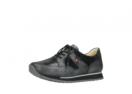 wolky walking shoes 05804 e walk 84280 metall stretch suede_23