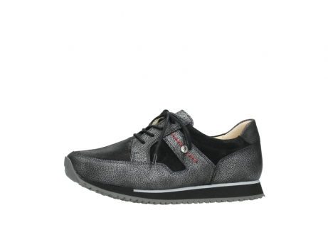 wolky walking shoes 05804 e walk 84280 metall stretch suede_24