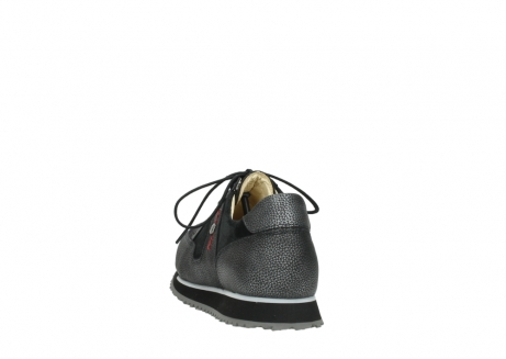 wolky walking shoes 05804 e walk 84280 metall stretch suede_6