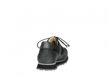 wolky walking shoes 05804 e walk 84280 metall stretch suede_8
