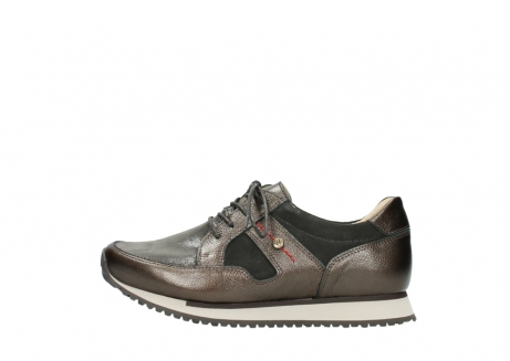 wolky walking shoes 05804 e walk 84300 brown stretch suede_1