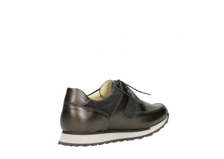 wolky walking shoes 05804 e walk 84300 brown stretch suede_10