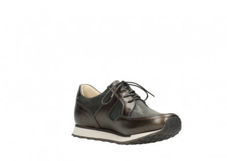 wolky walking shoes 05804 e walk 84300 brown stretch suede_16