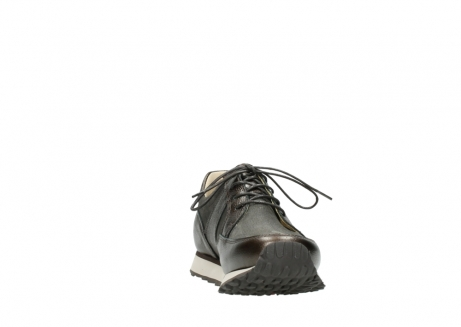 wolky walking shoes 05804 e walk 84300 brown stretch suede_18