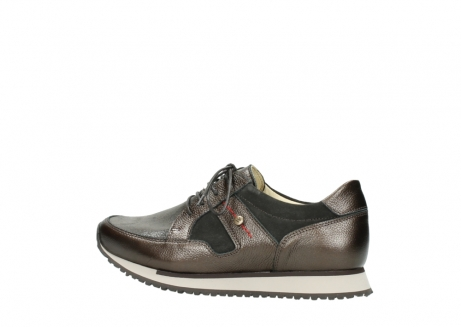 wolky walking shoes 05804 e walk 84300 brown stretch suede_2