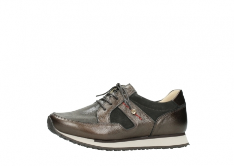 wolky walking shoes 05804 e walk 84300 brown stretch suede_24