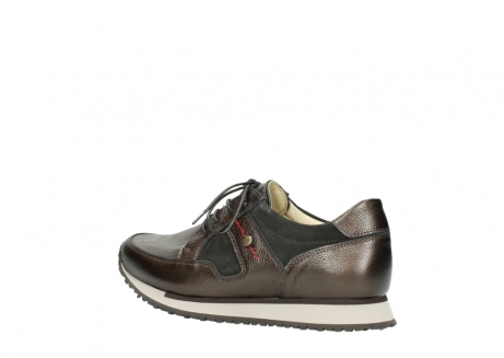 wolky walking shoes 05804 e walk 84300 brown stretch suede_3