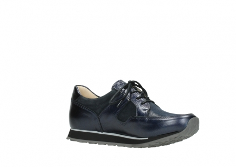 wolky walking shoes 05804 e walk 84800 blue stretch leather_15