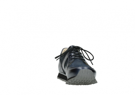wolky walking shoes 05804 e walk 84800 blue stretch leather_18