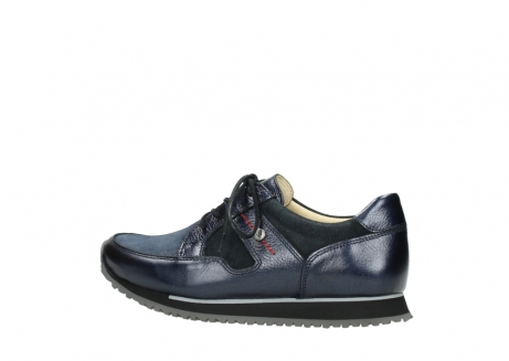 wolky walking shoes 05804 e walk 84800 blue stretch leather_2